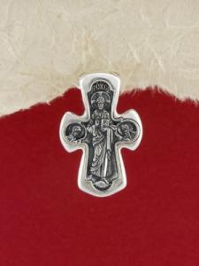Сребърен медальон - PKS011