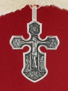 Сребърен медальон - PKS016
