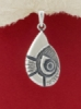 Сребърен медальон - PK30